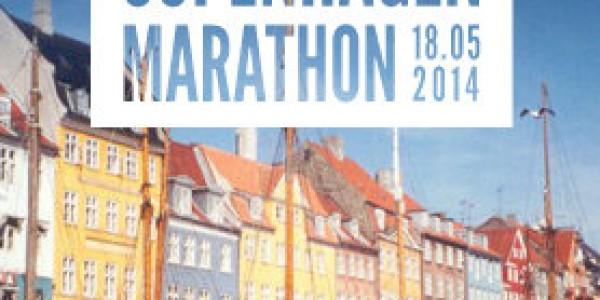 Maratona di Copenaghen 2014