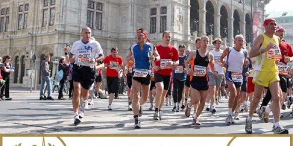 Maratona e Mezza Maratona di Vienna 2016
